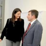 Με το Δήμαρχο Αθηναίων, κ. Γεώργιο Καμίνη, στο Κέντρο Αλληλεγγύης Αθηνών