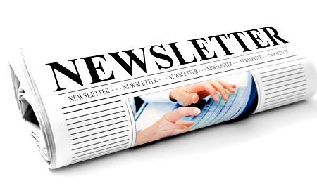 Newsletter Anmelden