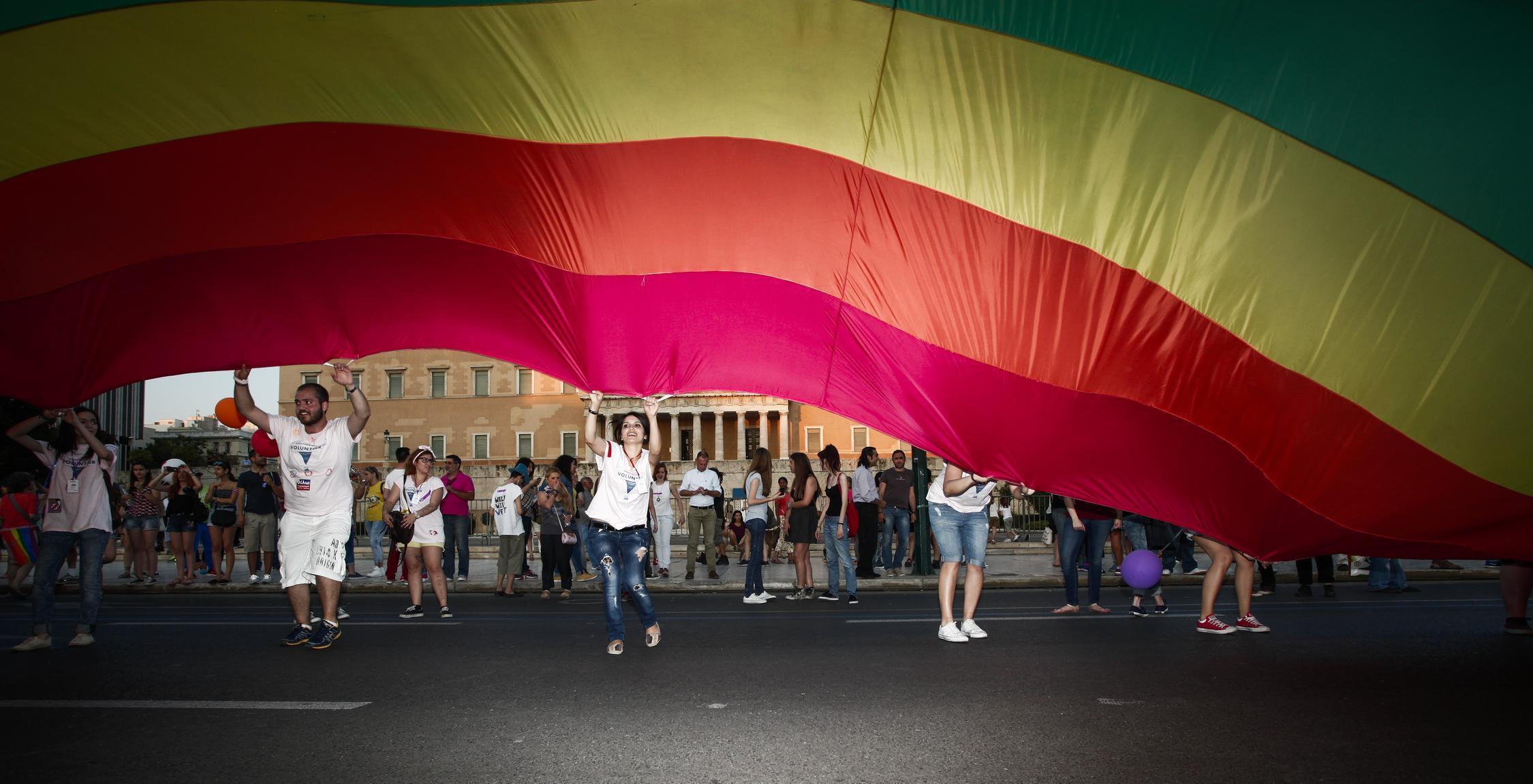 Ten Years Anniversary Of The  Athens Gay Pride,on June 14,2014  / Δέκατη επετειακή διοργάνωση του Φεστιβάλ Υπερηφάνειας της Αθήνα στις 14 Ιουνίου 2014