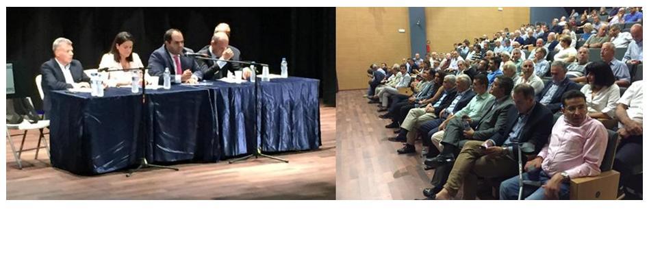 «Τι είναι μεταρρυθμίσεις, τι είναι λαϊκισμός και πώς επηρεάζουν τη ζωή μας». Ομιλία μου στην εκδήλωση της ΝΔ στη Θεσσαλονίκη